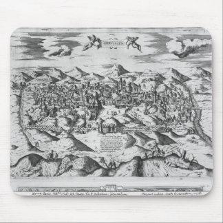 View of Jerusalem 1570 Mouse Pad