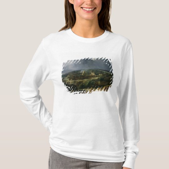 View of Jerusalem from the Valley of Jehoshaphat T-Shirt