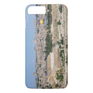 View of Jerusalem Old City, Israel iPhone 8 Plus/7 Plus Case