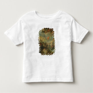 View of King Louis XIV  Governing Alone T-shirt