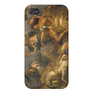 View of King Taking Maastricht in Thirteen iPhone 4/4S Covers