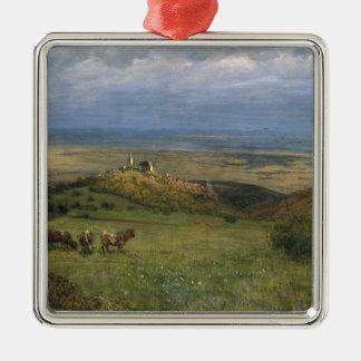 View of Kronberg in Taunus, Germany, 1879 Christmas Ornament