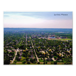 View of La Crosse Photograph