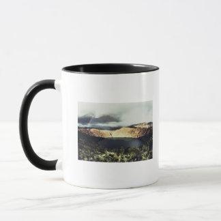 View of Lake Guatavita Mug