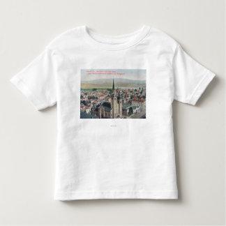 View of Lake Merritt from Union Bank Toddler T-Shirt