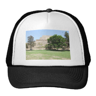View Of Large Old Fort Trucker Hat
