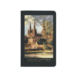 View of Lichfield Cathedral Journal
