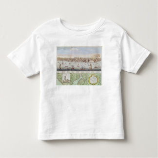View of Lisbon, 1755 Toddler T-Shirt