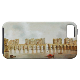 View of London Bridge, c.1632 (oil on panel) iPhone 5 Cover