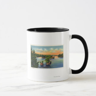 View of Lost Channel Mug