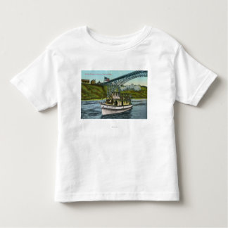 View of Maid of the Mist Boat 2 T Shirts