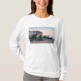 View of Main StreetScott City, KS T-Shirt