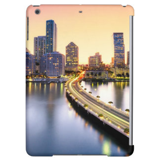 View of Mandarin Oriental Miami with reflection Cover For iPad Air