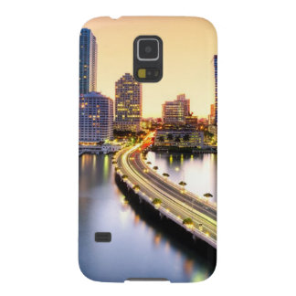 View of Mandarin Oriental Miami with reflection Galaxy S5 Case