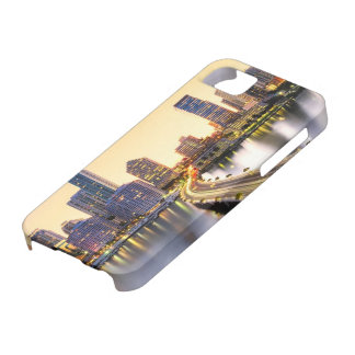 View of Mandarin Oriental Miami with reflection iPhone 5 Cases