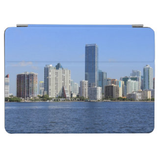 View of Miami Skyline iPad Air Cover