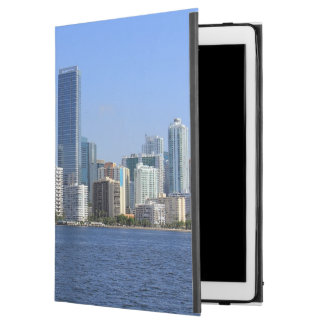 "View of Miami Skyline iPad Pro 12.9"" Case"
