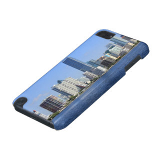 View of Miami Skyline iPod Touch (5th Generation) Case