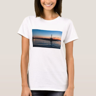 View Of Montevideo At Dawn, Uruguay T-Shirt