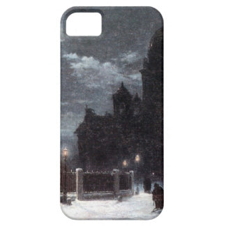 View of monument to Peter I on the Senate Square Barely There iPhone 5 Case