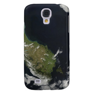 View of most of the South Island of New Zealand Galaxy S4 Case