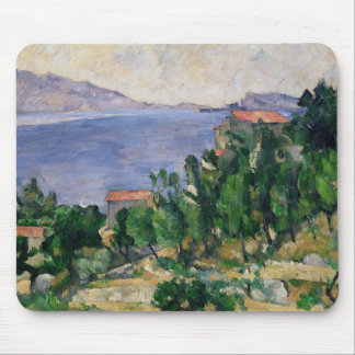 View of Mount Marseilleveyre and the Isle Mouse Mat