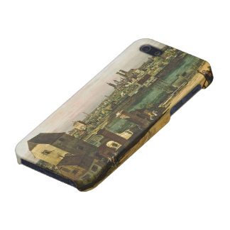 View of Munich, c. 1761 (oil on canvas) iPhone 5 Cases