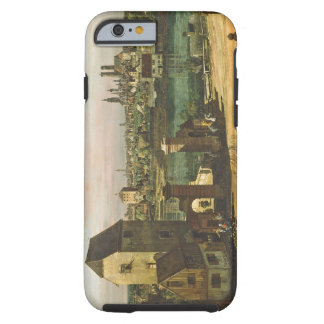 View of Munich, c. 1761 (oil on canvas) Tough iPhone 6 Case