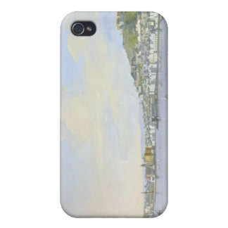 View of Naples iPhone 4/4S Covers
