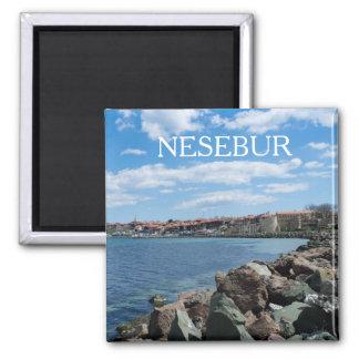 View of Nesebur City, Bulgaria Magnet