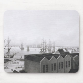 View of New Orleans taken from the Lower Cotton Pr Mouse Mat