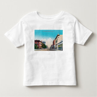 View of Nineteenth StreetBakersfield, CA Toddler T-Shirt