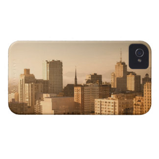 View of Nob Hill in San Francisco, with the fog Case-Mate iPhone 4 Cases