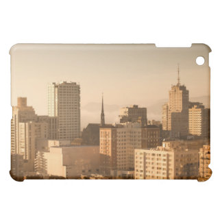 View of Nob Hill in San Francisco, with the fog iPad Mini Case