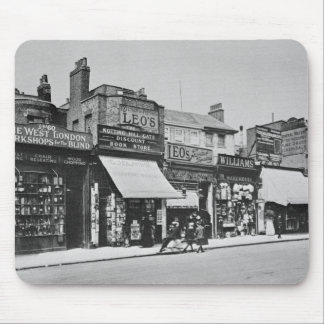 View of Notting Hill Gate, c.1913 Mouse Mat