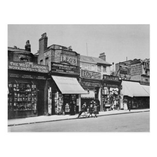 View of Notting Hill Gate, c.1913 Post Cards