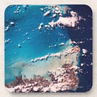 View of Ocean Drink Coaster