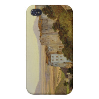 View of Olevano, 1821-24 Cover For iPhone 4