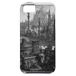 View of one of monuments in ancient Circus Giovann iPhone 5 Cases