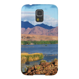 View Of Orange River, Richtersveld Transfrontier Galaxy S5 Cases