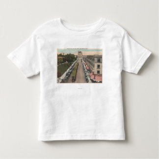 View of Pacific Avenue and City Hall Tshirt