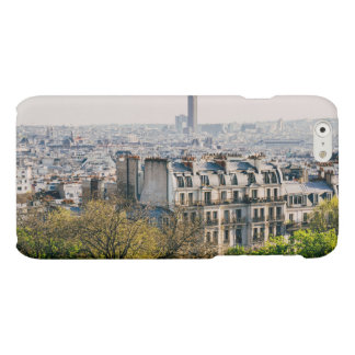 View of Paris From Montmartre Hill iPhone 6 Plus Case