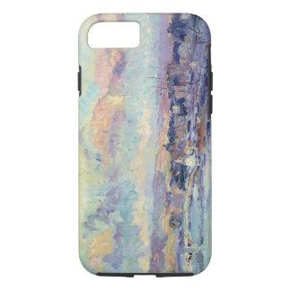 View of Paris (oil on canvas) iPhone 8/7 Case