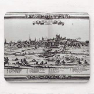View of Perpignan, southern France, c.1645 Mouse Mat