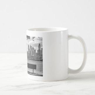 View of Philadelphia Coffee Mug