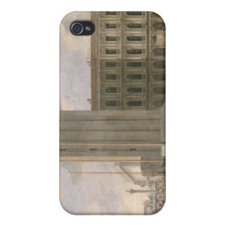 View of Piazza San Marco, Venice, c.1726 iPhone 4/4S Covers