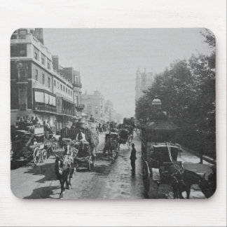 View of Piccadilly, c.1900 Mouse Pad