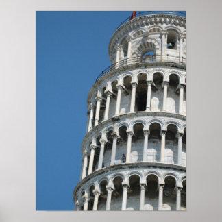 View of Pisa Poster