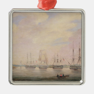 View of Port Adelaide, South Australia Christmas Ornament