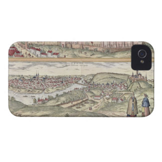 View of Prague showing (above) the Imperial Palace Case-Mate iPhone 4 Cases